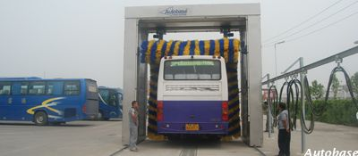 Professional carwash equipment car wash tunnel systems CE ISO9001