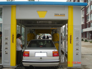 چین Autobase Advanced Automatic Car Wash System Maintenance Costs More Affordable تامین کننده