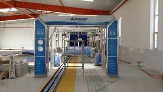 چین AUTOBASE automated car wash systems , AB -80 tunnel express car wash تامین کننده