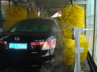 چین Durable Vehicle Washing Equipment / Express Tunnel Car Wash Easier To Use تامین کننده